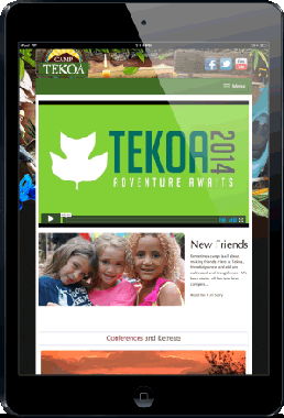 Camp Tekoa Tablet