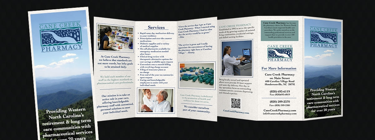 Cane Creek Pharmacy Brochure