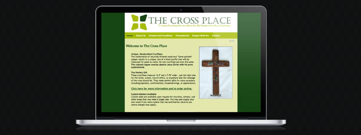 The Cross Place