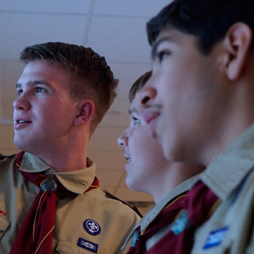 Boy Scout of America National Foundation Image 3