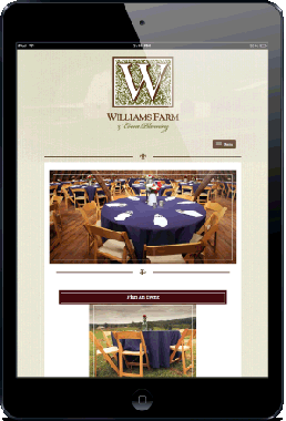 Williams Farm Tablet