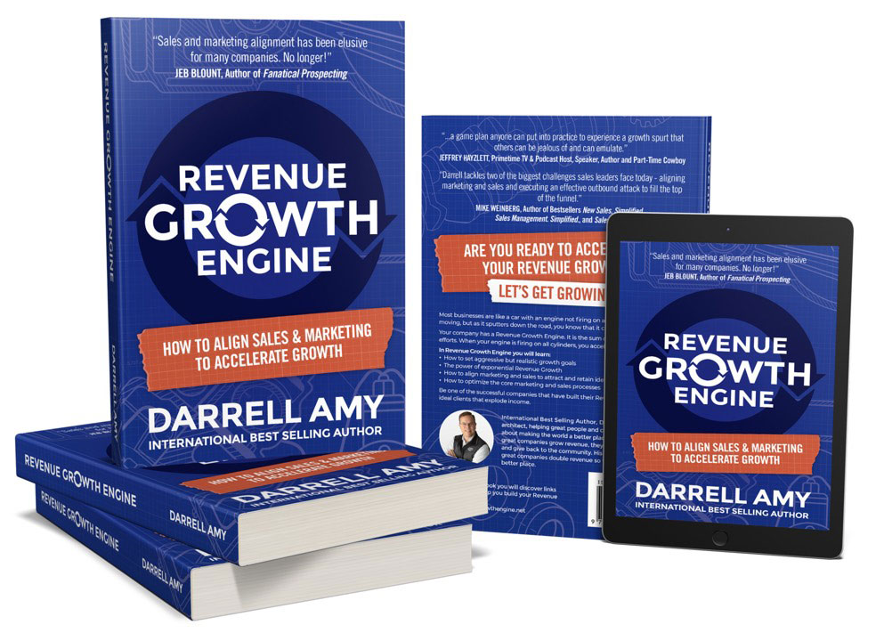 Revenue Growth Engine by Darrell Amy