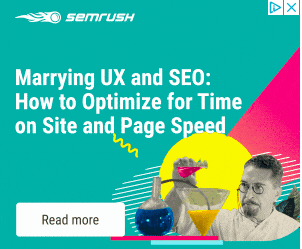 Example Of Display Ad for SEM Rush