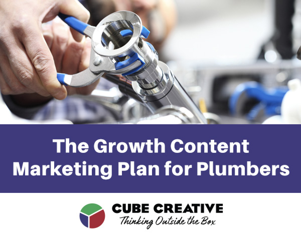 Growth Content Marketing Plan for Plumbers: A Free Resource