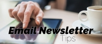Tips to creating an affordable, effective email newsletter
