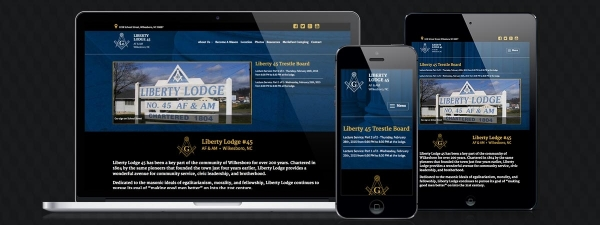 Liberty Lodge 45 AF AM