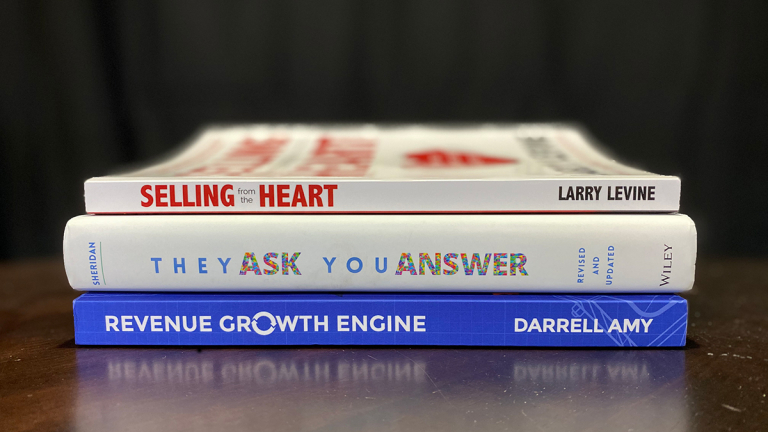 The Trifecta Of Books Every Entrepreneur & Small Business Owner Needs To Read