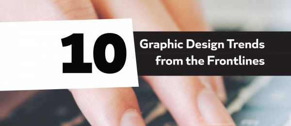 2016 Graphic Design Trends