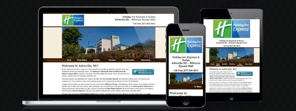 Holiday Inn Express - AVL Biltmore Sq.
